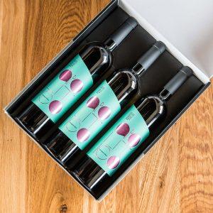 Poklon pakiranje Apolitico Sauvignon Blanc